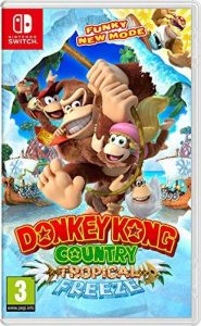 Donkey Kong Country: Tropical Freeze de la marque Nintendo image 0 produit