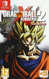 Dragon Ball Xenoverse 2 pour Nintendo Switch de la marque Bandai-Namco-Entertainment image 0 produit