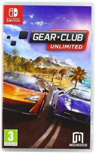 Gear.Club Unlimited de la marque Just For Games image 0 produit