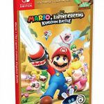 Mario + The Lapins Crétins Kingdom Battle - Edition Gold pour Nintendo Switch de la marque Ubisoft image 1 produit