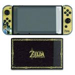 PDP Zelda Collector Edition Screen Protection & Skin Kit de Protection Console Compatible Nintendo Switch de la marque PDP image 2 produit