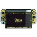 PDP Zelda Collector Edition Screen Protection & Skin Kit de Protection Console Compatible Nintendo Switch de la marque PDP image 4 produit