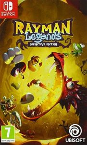 Rayman Legends - Definitive Edition pour Nintendo Switch de la marque Ubisoft image 0 produit
