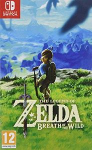 The Legend of Zelda: Breath of the Wild de la marque Nintendo image 0 produit