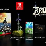 The Legend of Zelda : Breath of the Wild - édition limitée de la marque Nintendo UK image 1 produit